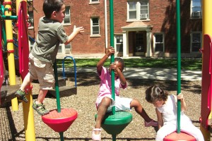 Thad Pryor: Children of America Recognizes the Importance of a Safe Environment